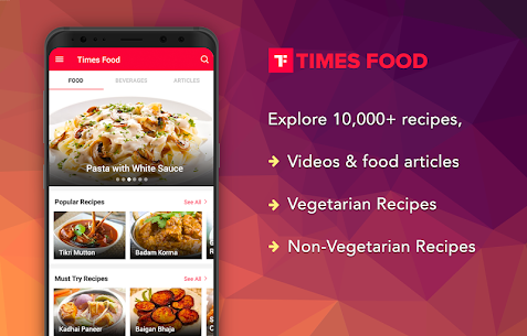 Times Food App: Indian For Pc | How To Use On Your Computer – Free Download 1