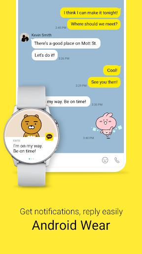 KakaoTalk: Free Calls & Text 9.0.7 Screenshots 8