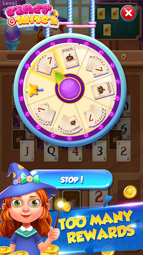 Solitaire Witch 1.0.45 screenshots 6