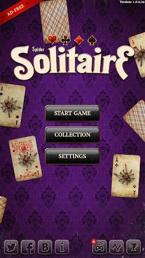 Spider Solitaire 1.6.44 screenshots 7