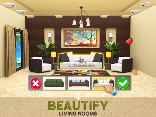 My Home Makeover Design: Dream House of Word Games 1.5 screenshots 22