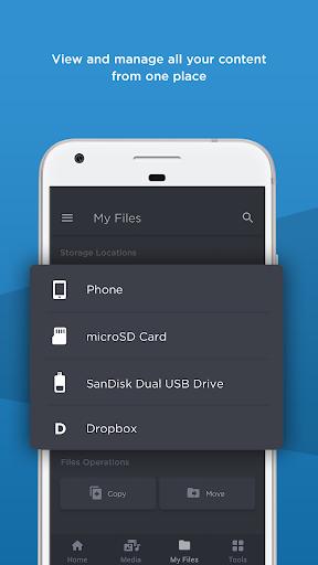 SanDisk Memory Zone  Screenshots 1