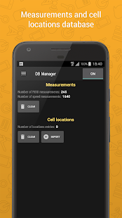 Cell Signal Monitor: monitoring of mobile networks
