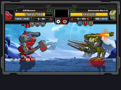 Super Mechs Screenshot
