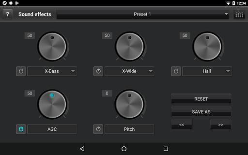 jetAudio HD Music Player  Screenshots 20