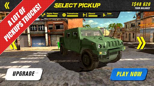 Desert Offroad Pickups Driver 1.07 screenshots 2