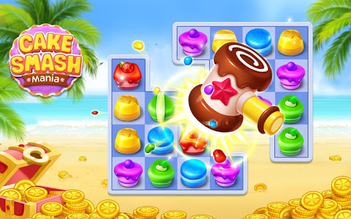 Cake Smash Mania - Swap and Match 3 Puzzle Game 3.0.5050 screenshots 22