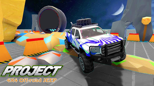 Project 4x4 Offroad: Offroad Xtreme Rally Project  screenshots 3