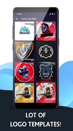 Gaming Logo Maker - Editable eSports Templates 5.0 Screenshots 4