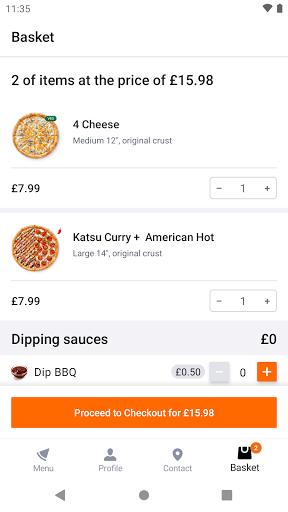 Dodo Pizza 8.2.1 Screenshots 5