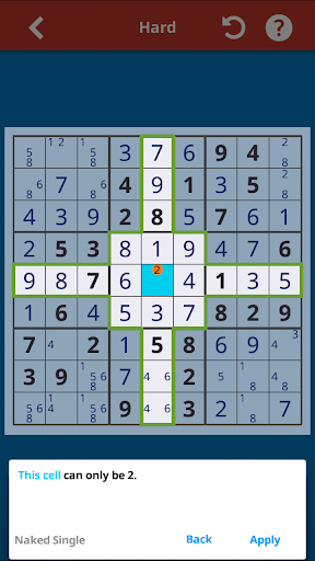 Sudoku - Free Classic Sudoku Puzzles 2.10.23 screenshots 3