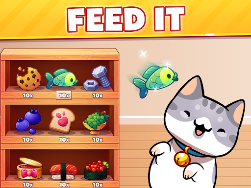 Cat Game - The Cats Collector!  screenshots 18