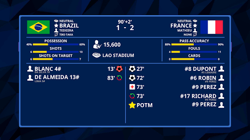 International Football Simulator 20.12.1 screenshots 5