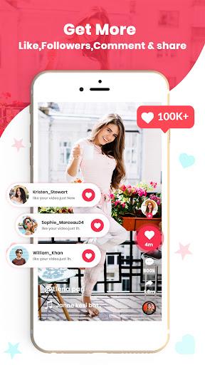 TikBooster -  fans like and follower for Tik tok apktram screenshots 1