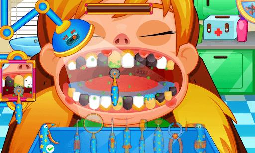 Fun Mouth Doctor, Dentist Game apktram screenshots 17