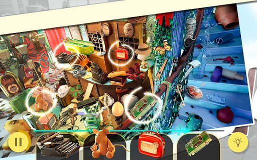 Haunted Hotel Hidden Object Escape Game  screenshots 2