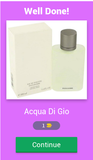 Guess The Perfume Names and Brands Quiz 8.12.1z screenshots 4