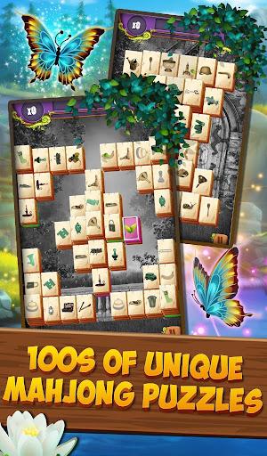 Mahjong Solitaire: Summer Blossom 1.0.21 screenshots 1