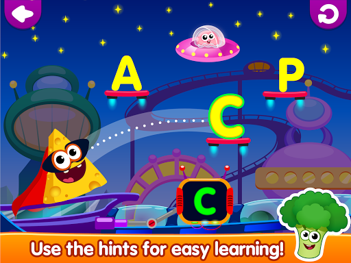 Funny Food!ud83eudd66learn ABC games for toddlers&babiesud83dudcda 1.8.1.10 screenshots 15