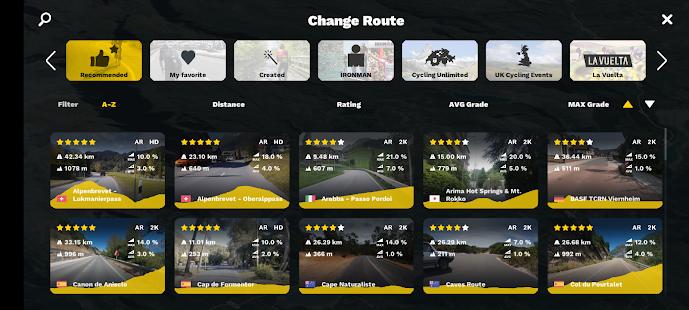 ROUVY AR 1.6.6 Screenshots 13