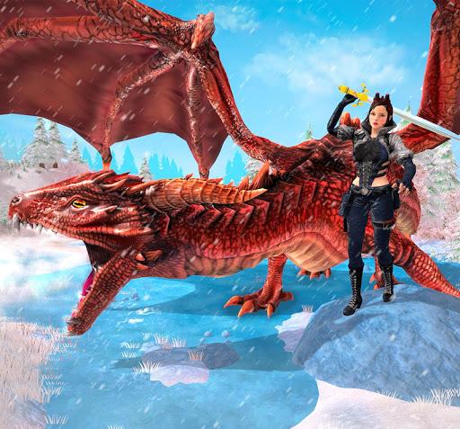 Flying Dragon Games : City Action 3D screenshots 8
