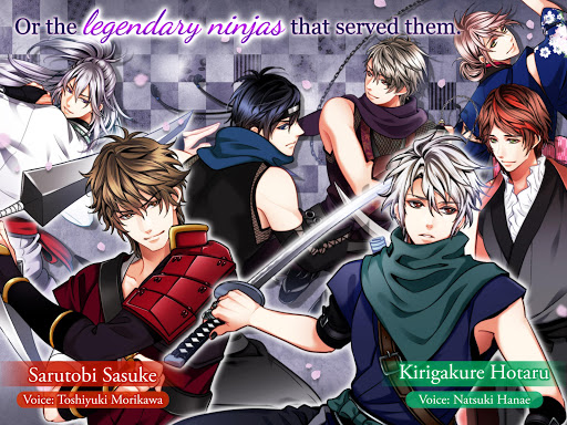 Samurai Love Ballad: PARTY apkdebit screenshots 12