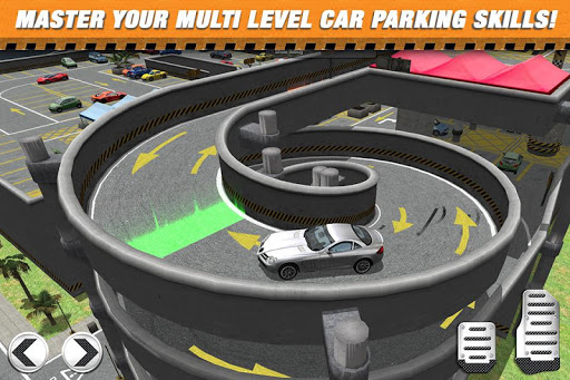 Multi Level Car Parking Game 2 android2mod screenshots 5