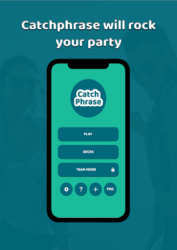 Catch Phrase : Group Party Game android2mod screenshots 1