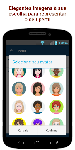 Alguém para Conversar - Desabafo Online 1.2.0.3 screenshots 2