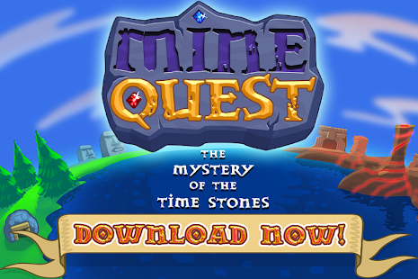 Mine Quest - Crafting and Battle Dungeon RPG