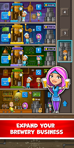 Pub Idle Tycoon  screenshots 2