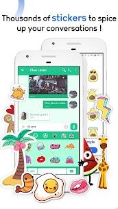 Mood Messenger Mod Apk- SMS & MMS (Lifetime Premium) 3