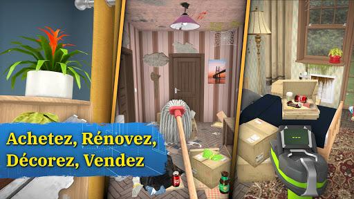 House Flipper: Renovation maison Jeu de simulation APK MOD screenshots 3