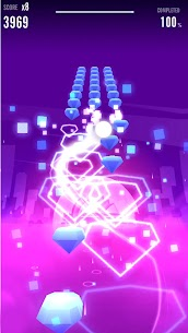 Dancing Sky 3 Mod Apk (UNLIMITED GEMS/UNLOCKED SONG) 5