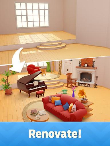 Mergedom: Home Design 0.6.3 screenshots 11