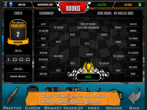 Door Slammers 2 Drag Racing screenshots 12
