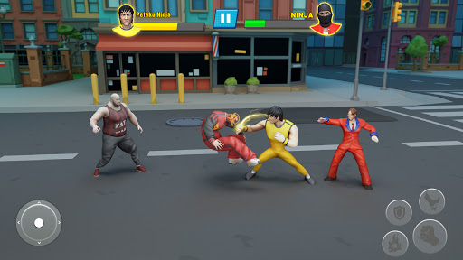Beat Em Up Fighting Games: Kung Fu Karate Game 3.5 screenshots 4