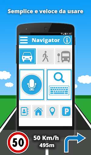 Navigatore Gratis  Screenshots 2