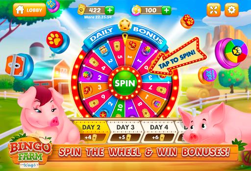 Bingo Farm Ways: Bingo Games  screenshots 14