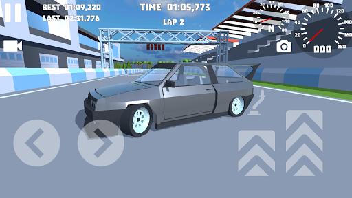 Retro Garage - Car mechanic simulator modavailable screenshots 3