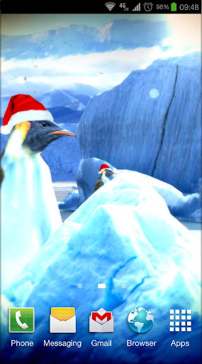 Christmas Edition: Penguins 3D For PC Windows (7, 8, 10, 10X) & Mac Computer Image Number- 7