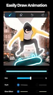 GoCut Pro – Glowing Video Editor 1
