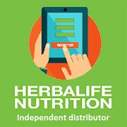 Online registration Herbalife Independent member