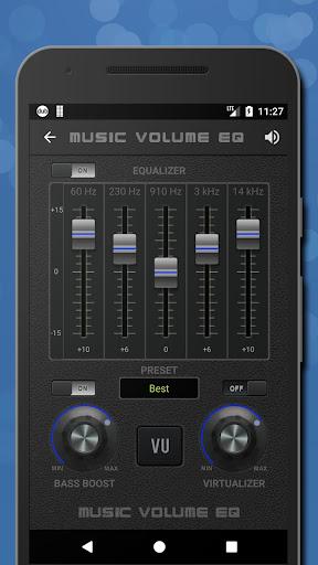 Music Volume EQ u2014 Equalizer, Amplifier, Bass Boost apktram screenshots 2