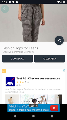 Fashion Tops for Teens Design 2.5.0 screenshots 7