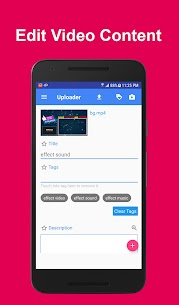 Video Uploader For Youtube 2.1 APK Mod Latest Version 2