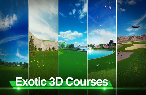 Perfect Swing - Golf apkslow screenshots 1