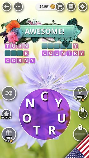 Bouquet of Words - Word game  Screenshots 7