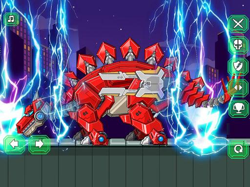 Assemble Robot War Stegosaurus 3.5 screenshots 5