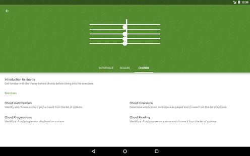 Perfect Ear - Music Theory, Ear & Rhythm Training 3.9.8 Screenshots 18